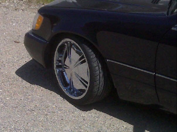 Another Bobby-s 1998 Mercedes-Benz S-Class post... - 11520083