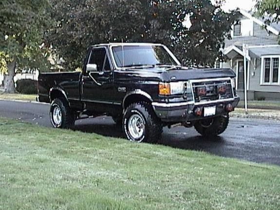 1987 Ford F150 >> Tripndrag 1987 Ford F150 Regular Cabxl Specs Photos