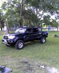 07IndigoTacos 2007 Toyota Tacoma Xtra Cab
