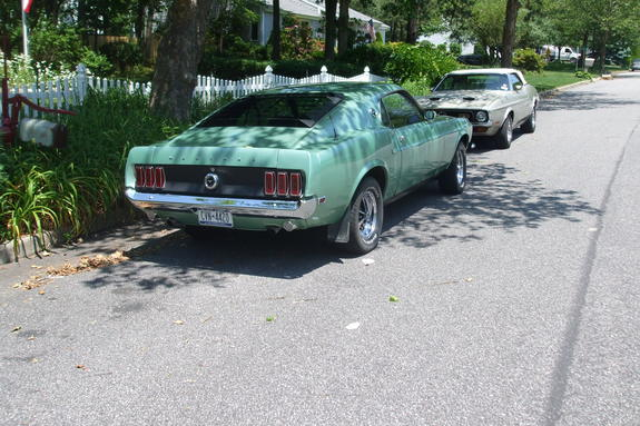 Another 71steed 1969 Ford Mustang post... - 11591651