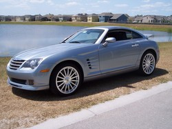 Mimi03GTIs 2005 Chrysler Crossfire