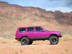 mndabear55s 1992 Jeep Cherokee