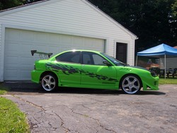 flubber1997s 1997 Dodge Neon