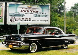 ChevyGirl57s 1957 Chevrolet Bel Air