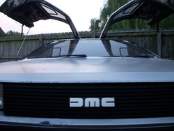 SmokeyTheMustangs 1981 DeLorean DMC-12