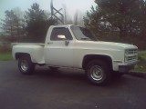 84gmcstepsides 1984 GMC Sierra (Classic) 1500 Regular Cab