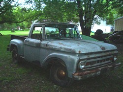 jr1864s 1961 Ford F150 Regular Cab