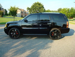 harlemkidds 2007 GMC Yukon Denali