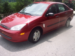 KeefKeyzs 2001 Ford Focus