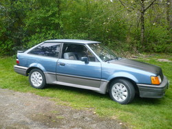 Cherise  -88 Escort RS Turbo