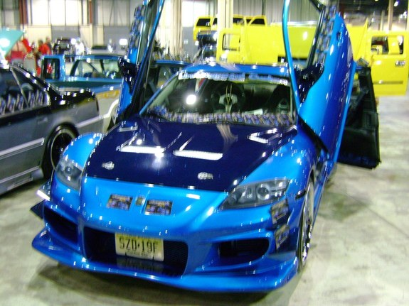 mikelover 2005 Mazda RX-8