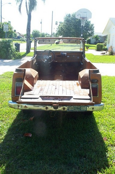Another mimmp 1973 Jeep Commando post... - 11527529