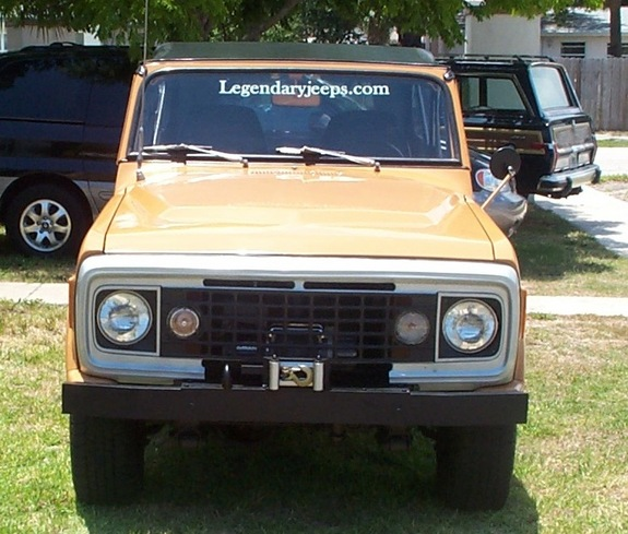 Another mimmp 1973 Jeep Commando post... - 11527543
