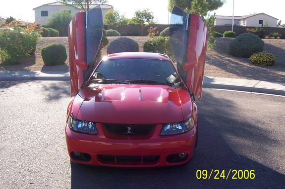 419420 2003 Ford Mustang 11527550