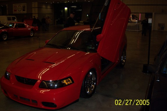 419420 2003 Ford Mustang 11527559