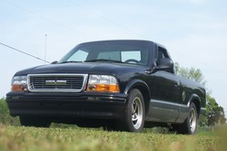 loENOUGHs 1997 GMC Sonoma Club Cab