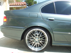 wall0423s 2003 BMW 5 Series