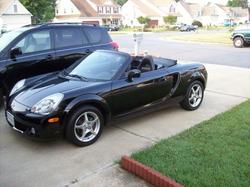 keynon5stars 2003 Toyota MR2
