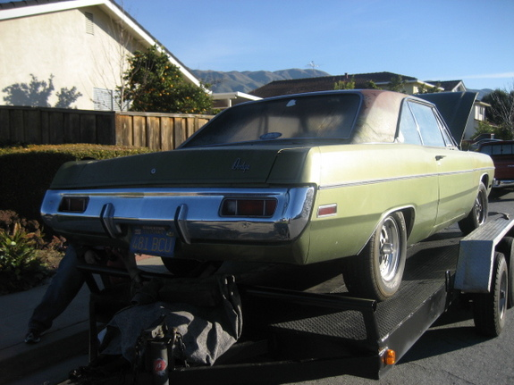 Another Badd340 1970 Dodge Dart post... - 11528590