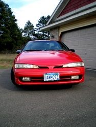 CalcadeLegallows 1994 Mitsubishi Eclipse