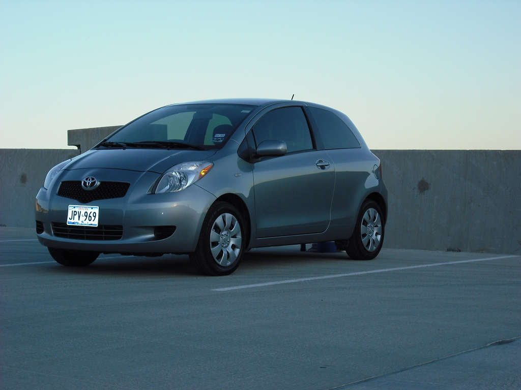 manley81bass 2007 toyota yaris specs photos modification. Black Bedroom Furniture Sets. Home Design Ideas