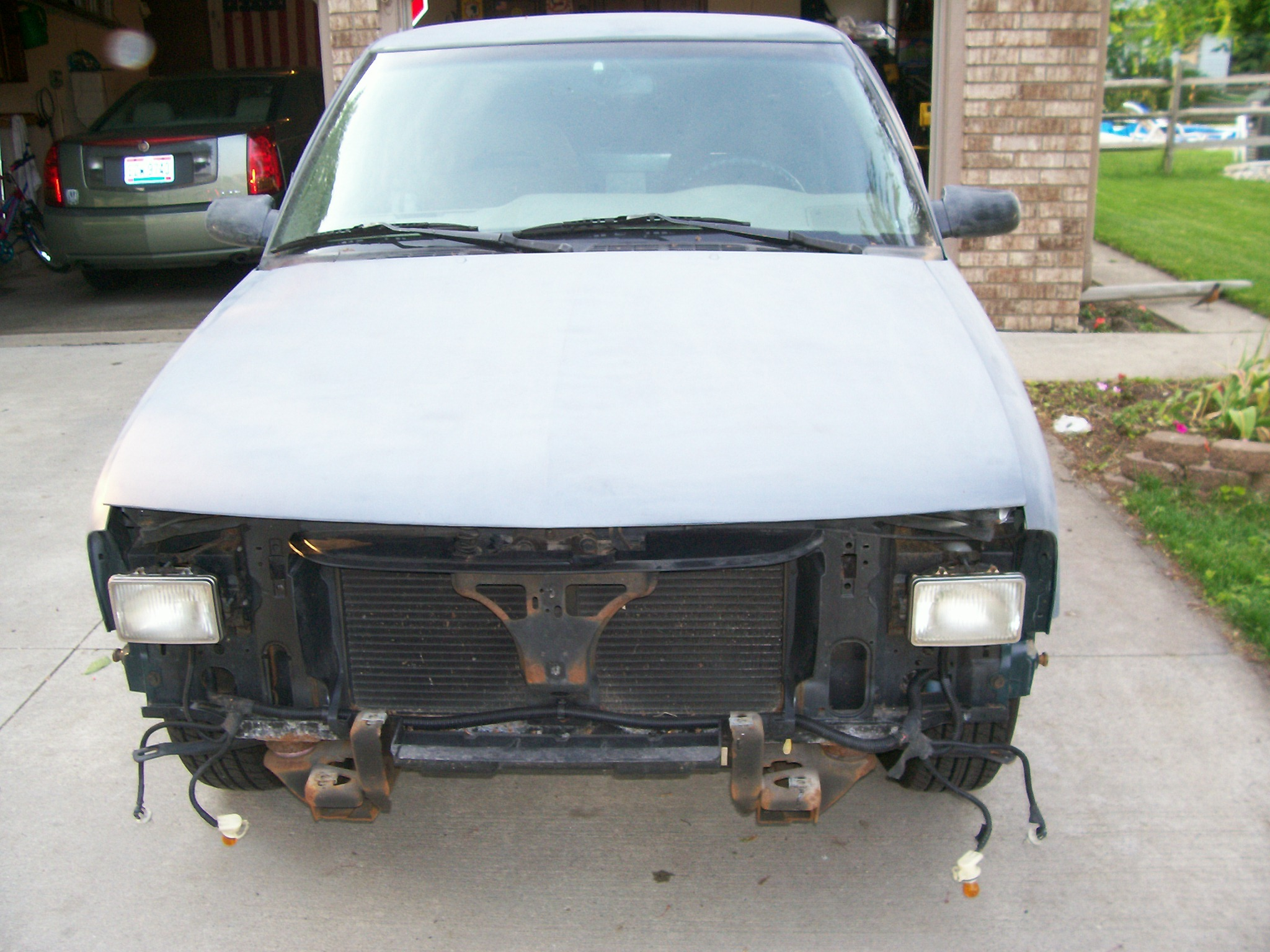 Another hairpie8190 1996 Chevrolet S10 Regular Cab post... - 11529364