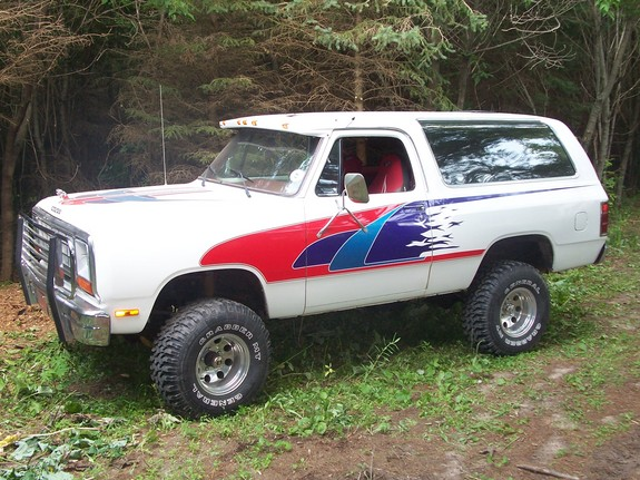 Another mudtruckjunky 1984 Dodge Ramcharger post... - 11557551