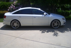incheslavic 2008 Audi A6