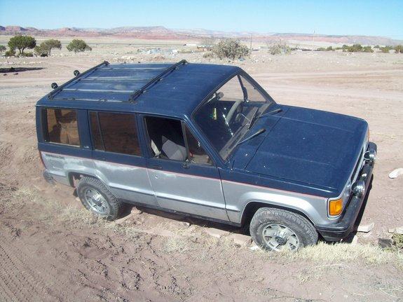 B Pike 1988 Isuzu Trooper Ii Specs Photos Modification
