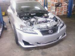 boostdreams 2008 Lexus IS