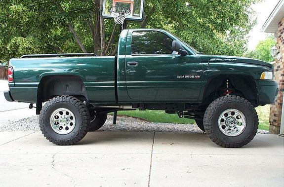 nhlbill's 1999 Dodge Ram 1500 Regular Cab