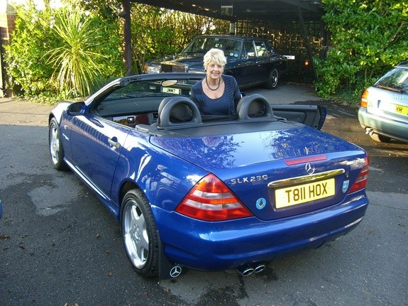 Another Teridor 2000 Mercedes-Benz SLK-Class post... - 9119505