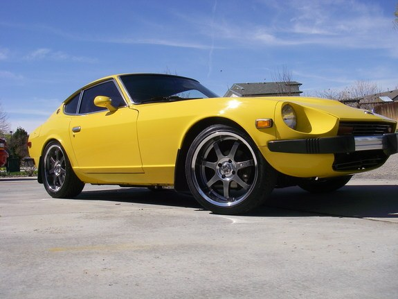 1978 Datsun 280z with LS2 swap