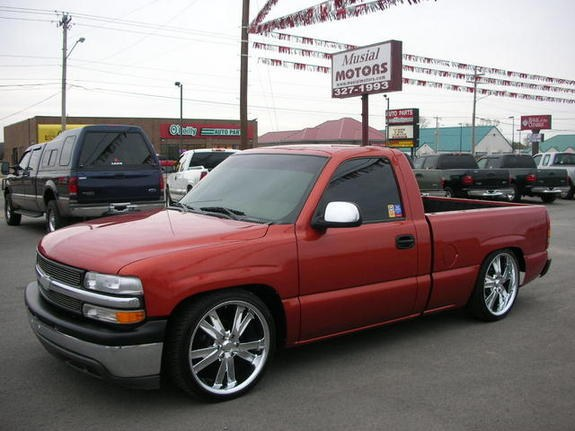 Zarlingo20 2001 Chevrolet Silverado 1500 Regular Cab Specs Photos Modification Info At Cardomain