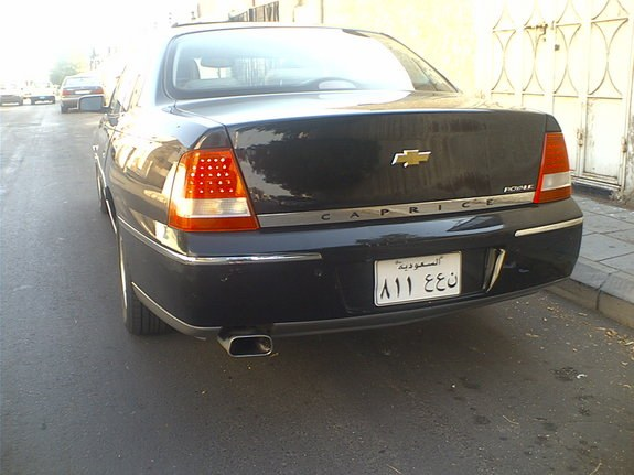 Another NIYAZ 2006 Chevrolet Caprice post... - 9445277