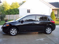 motorcycle-mike 2008 Nissan Versa