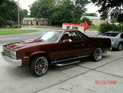 442_KID 1981 Chevrolet El Camino