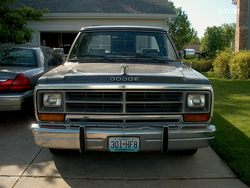 AndrewsDodge 1990 Dodge Ram 1500 Regular Cab