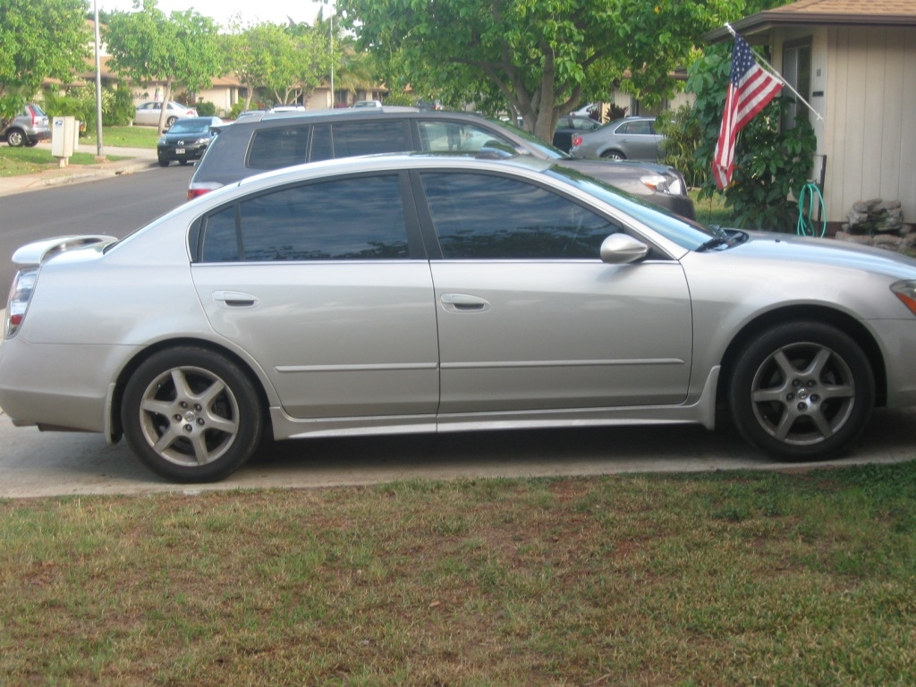LCMorrow 2003 Nissan Altima