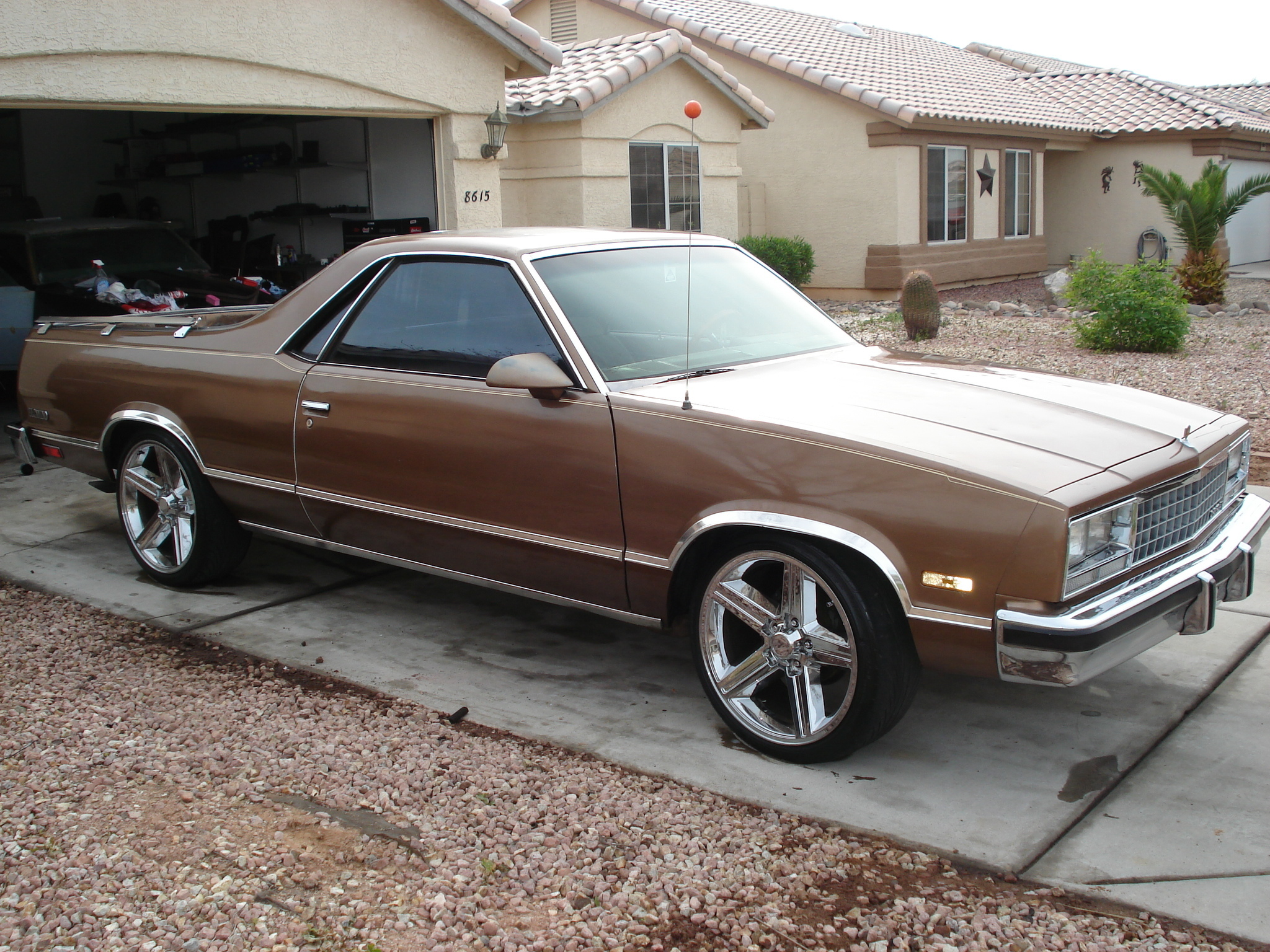 melman  chevrolet el camino specs  modification info  cardomain