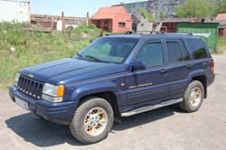 syva444s 1996 Jeep Grand Cherokee