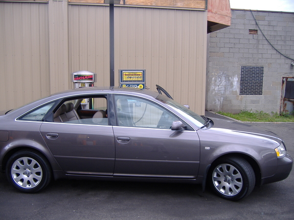 Another audi g 2001 Audi A6 post... - 11533571