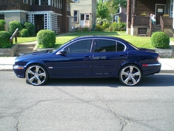 bluegrestas 2004 Jaguar X-Type