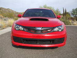 dsrttigrs 2008 Subaru Impreza