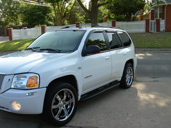 hollisterguy89's 2004 GMC Envoy