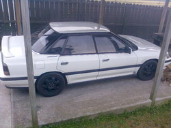 RS4EVER 1989 Subaru Legacy