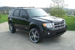 ESCAPEon22z 2008 Ford Escape