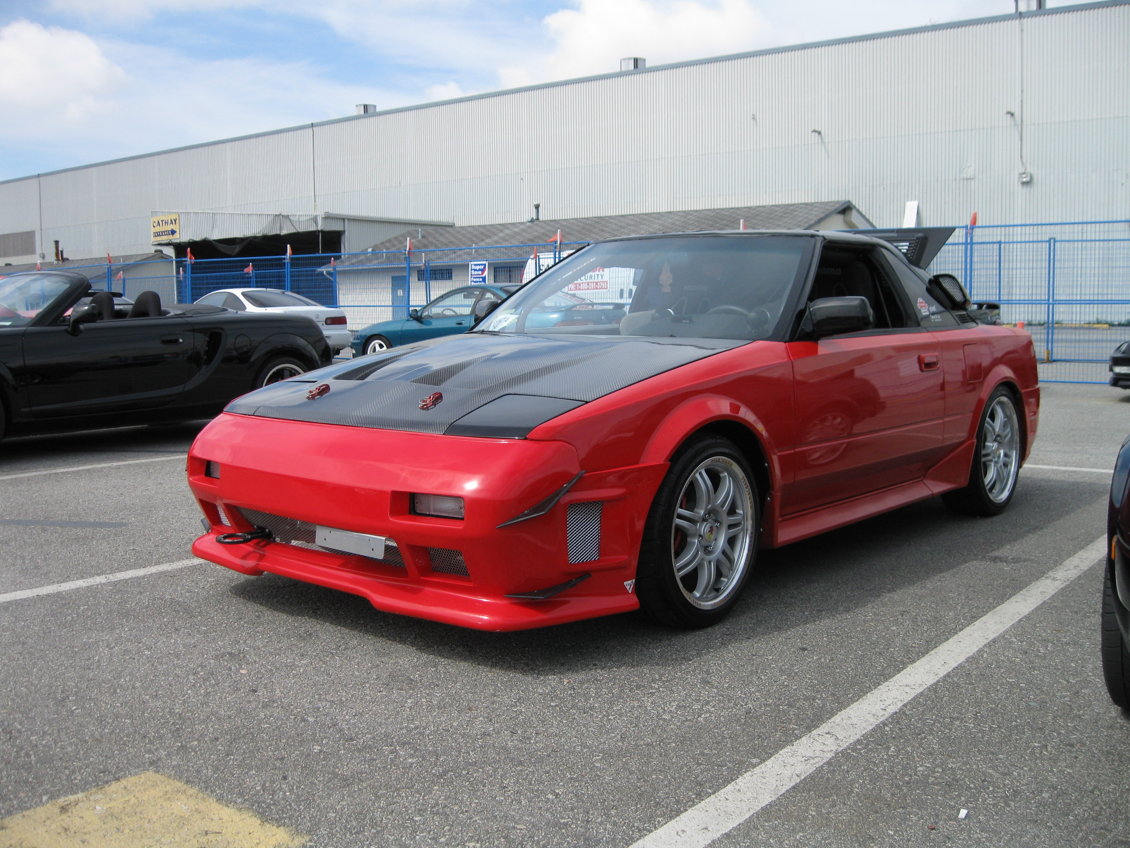 mr2_sc1988 1988 Toyota MR2 11651638