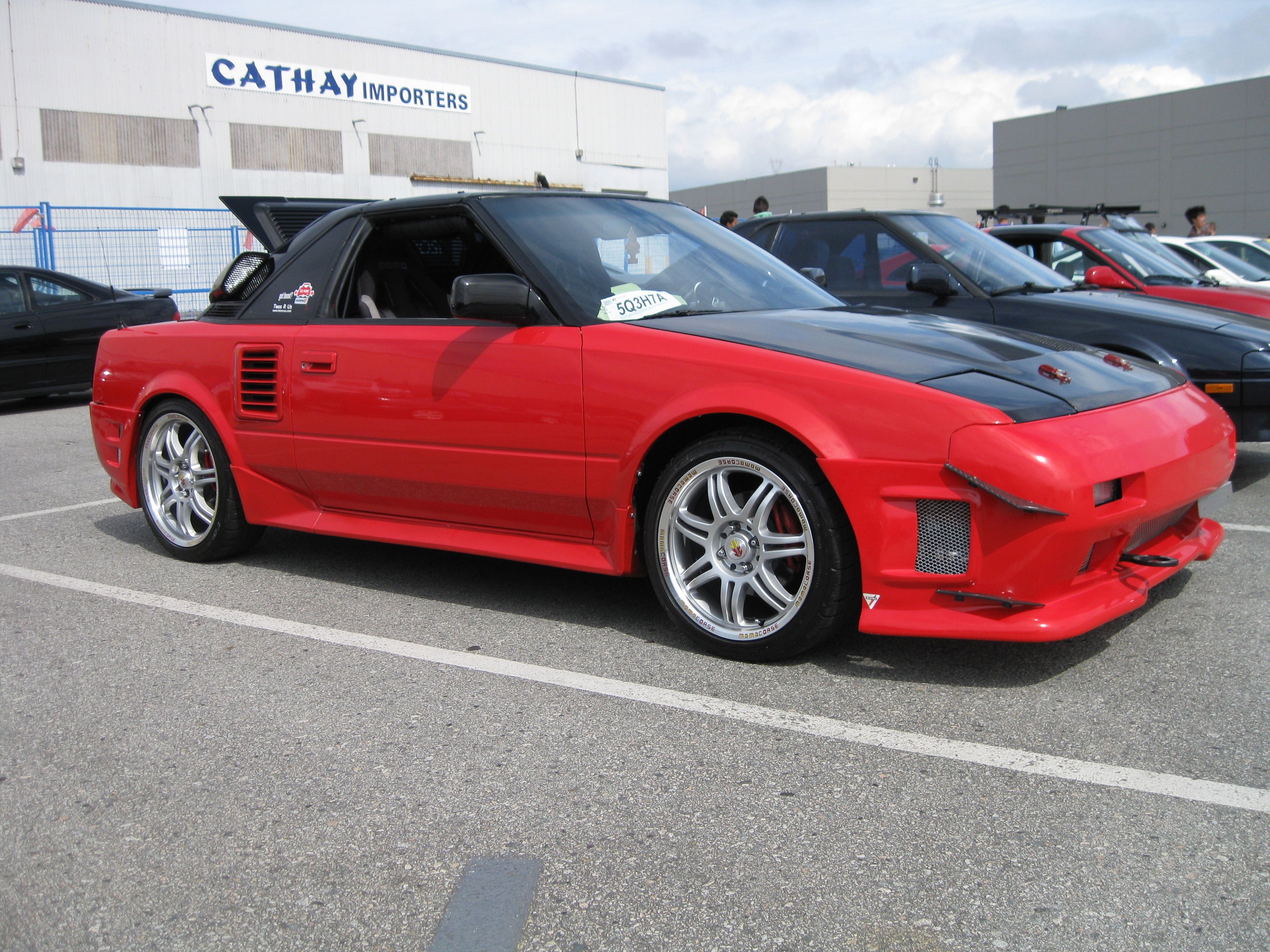mr2_sc1988 1988 Toyota MR2 11651639