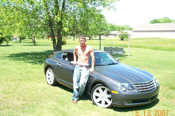 Kearby101 2004 Chrysler Crossfire Specs Photos